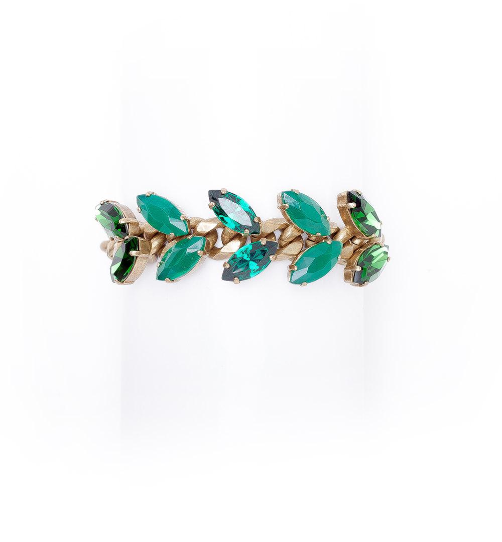 Bracelet 06-B 850-green