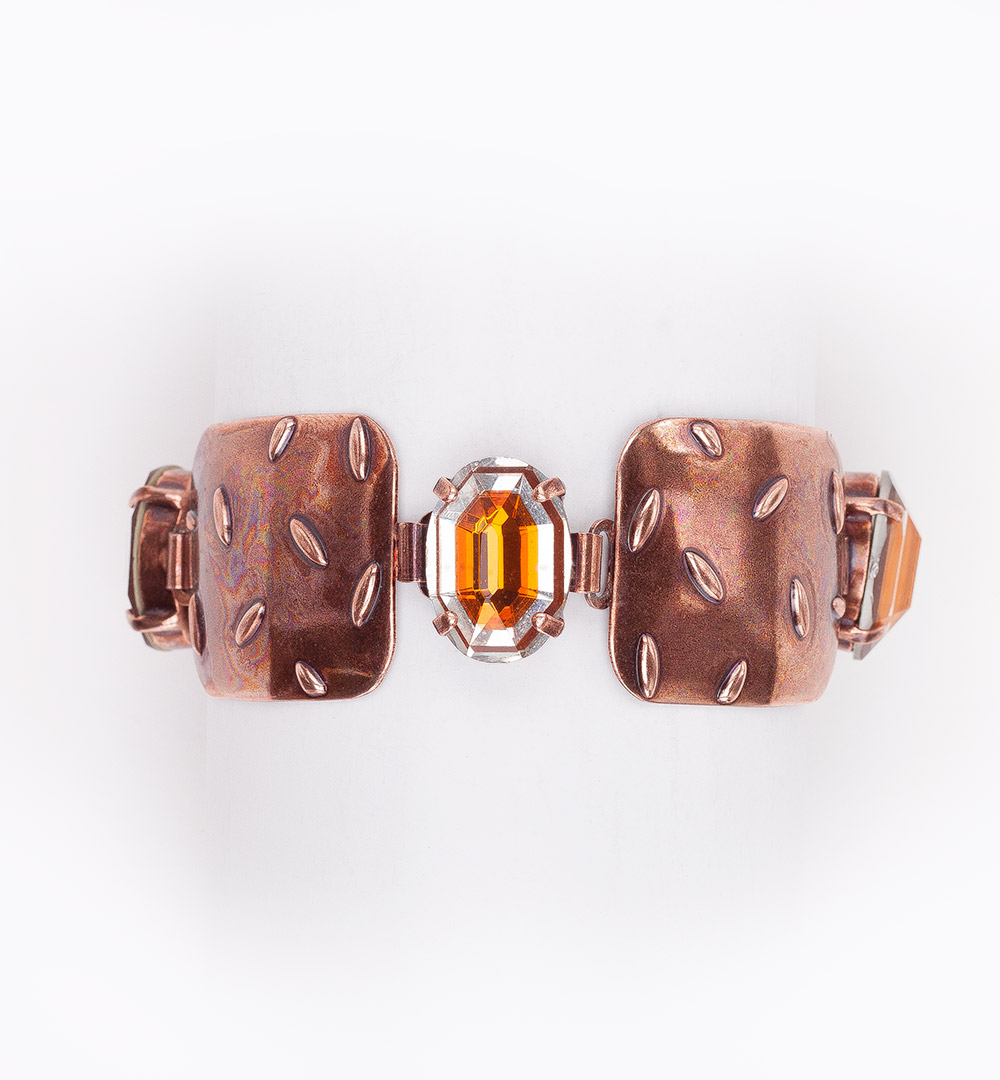 Bracelet 09-B 859-topaz