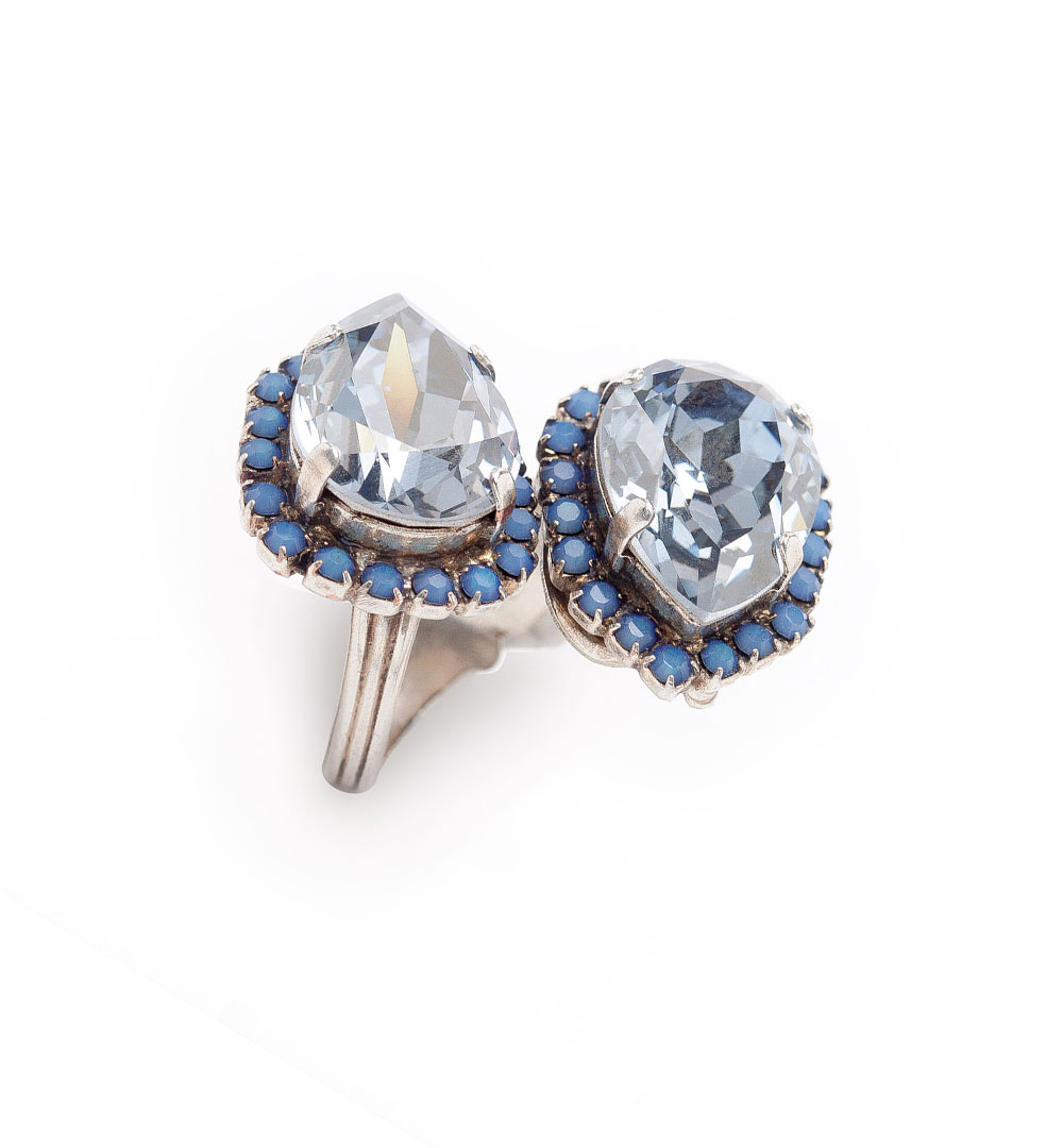 Ring 15-D 443-lightblue