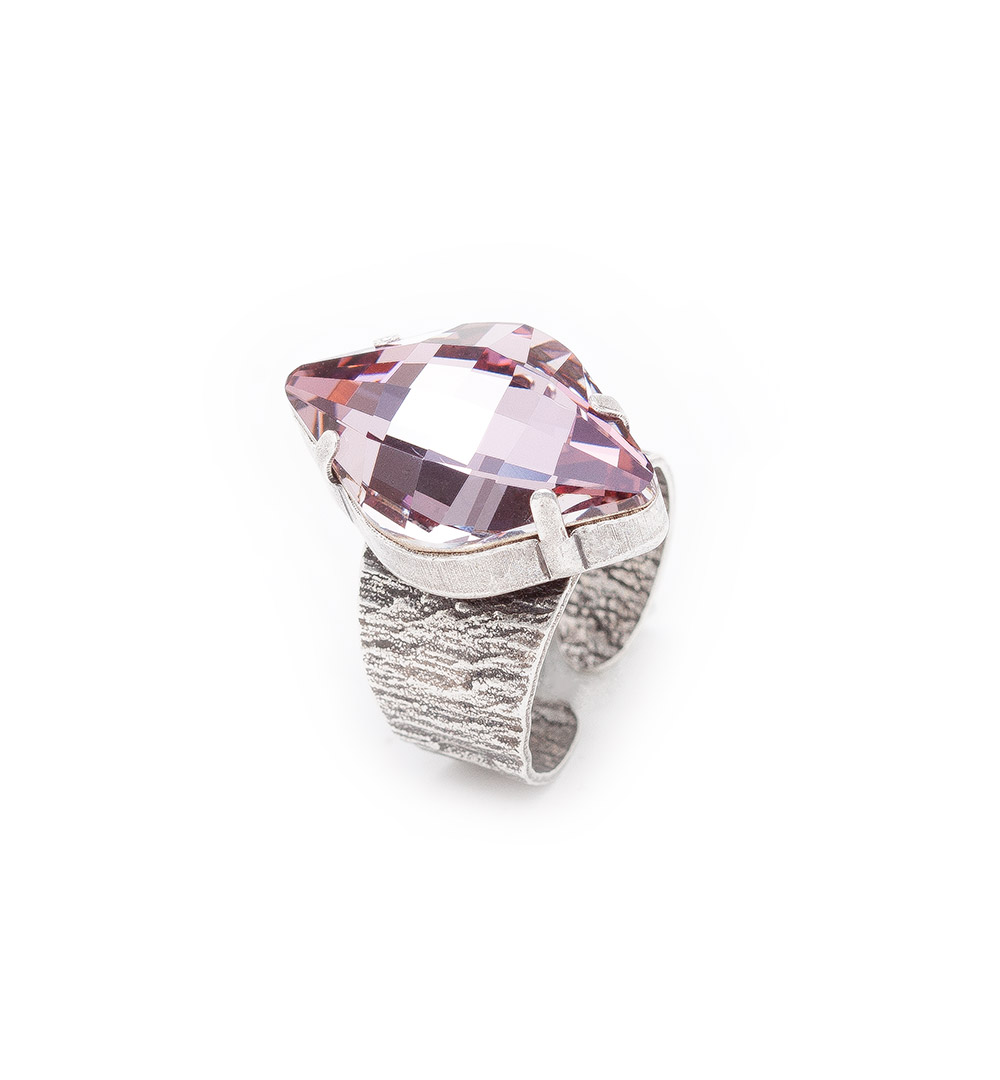 Ring 07- D 1401-anticpink