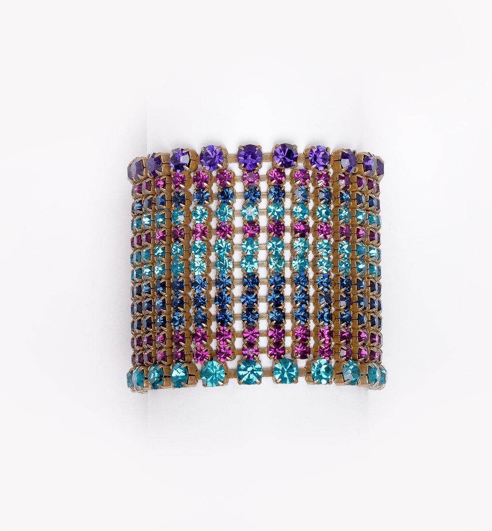 Bracelet 28-B 488-bluepurple