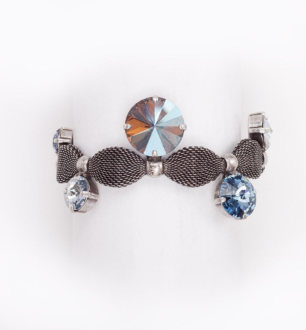 Bracelet 11-B 858-blue