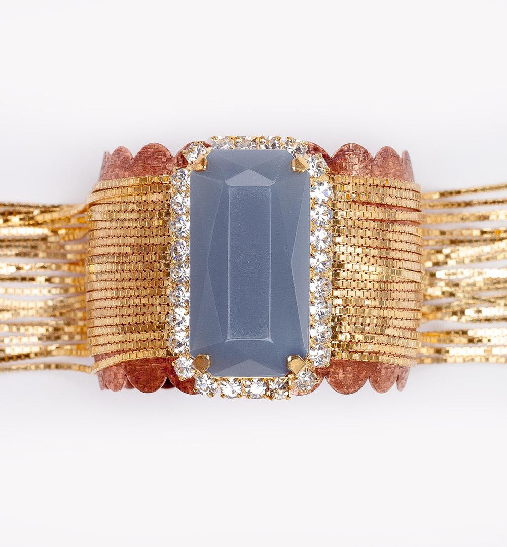 Bracelet 16-B 862-grey