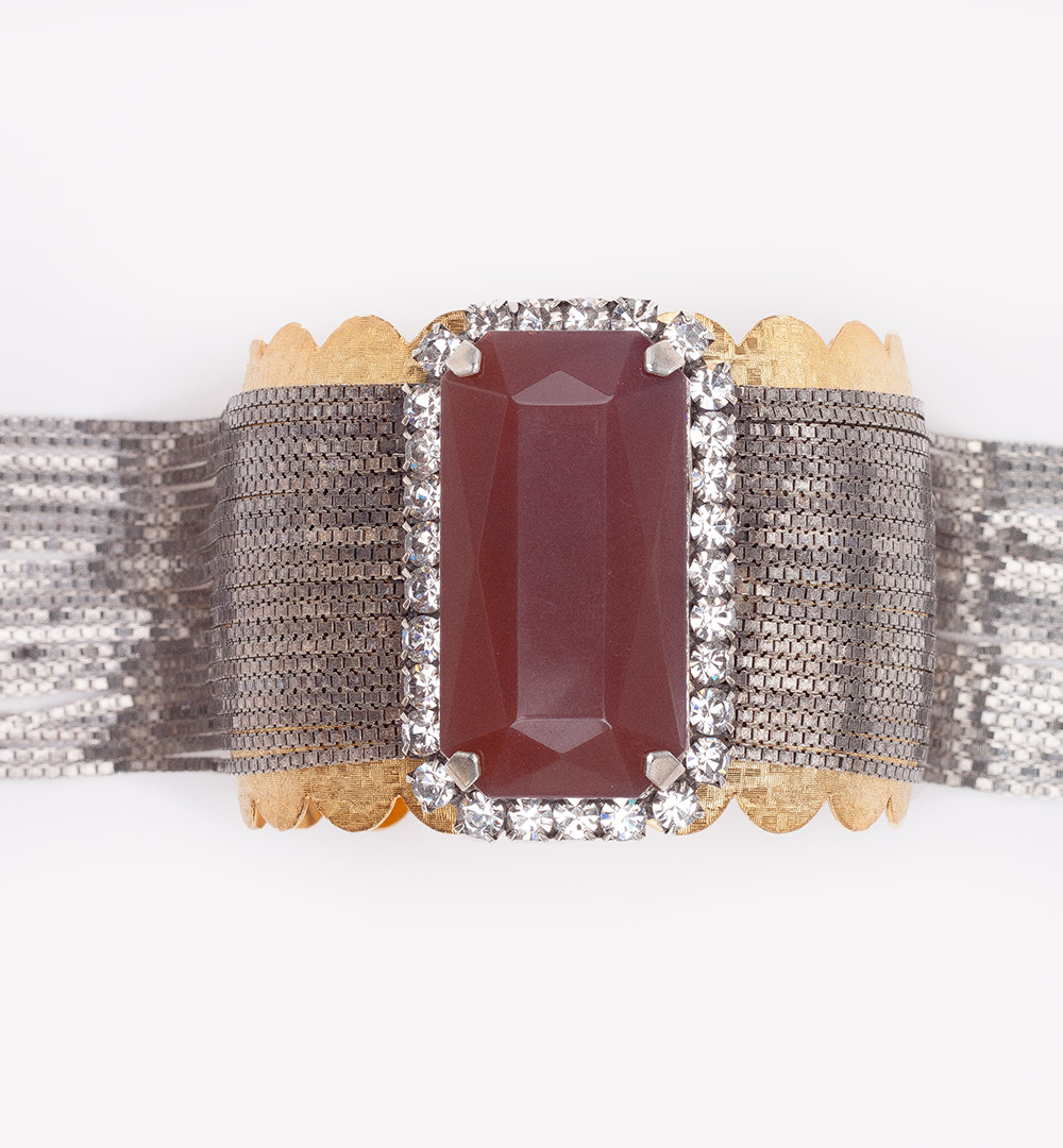 Bracelet 15-B 862-brown