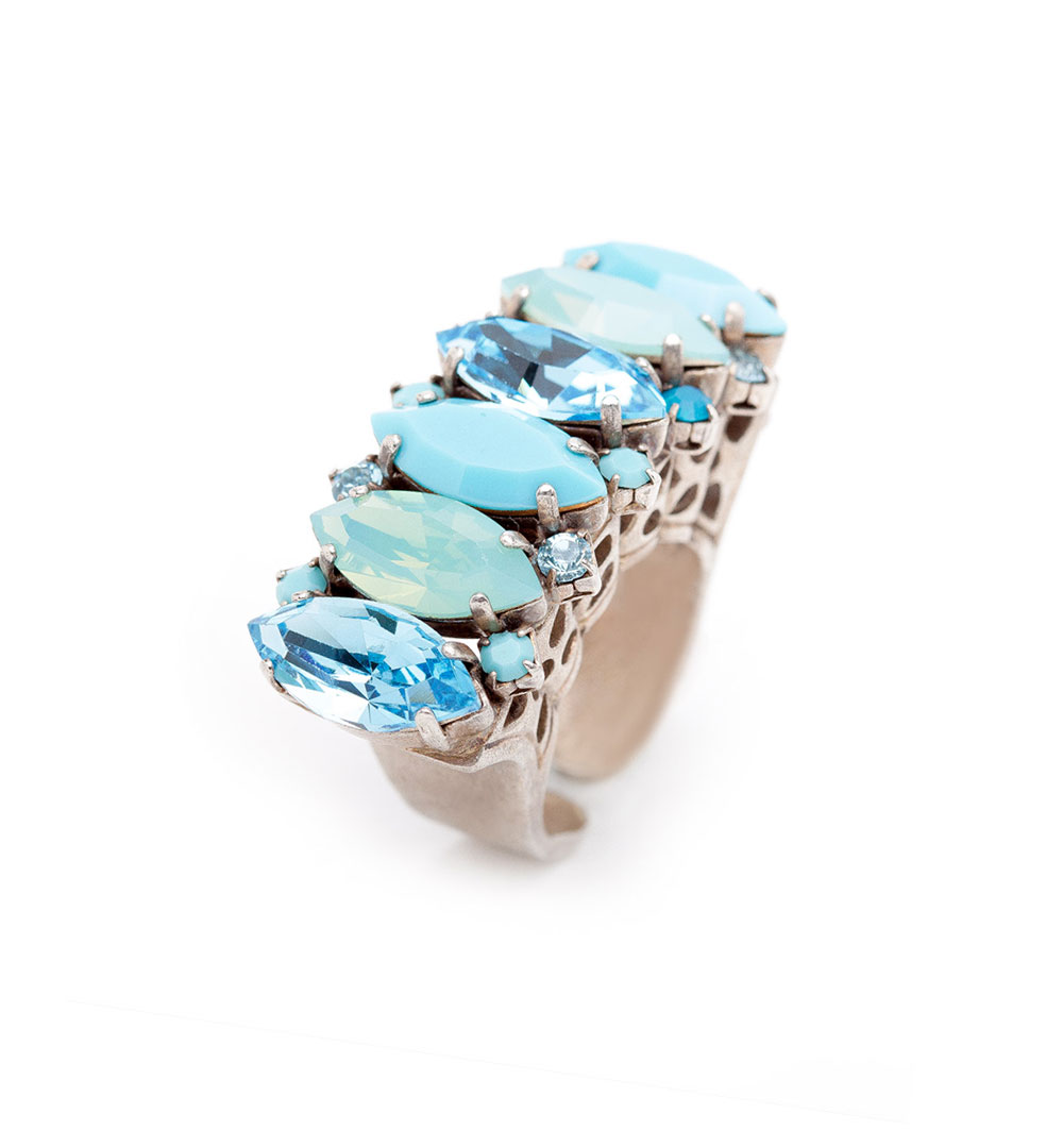 Ring 10-D 1153-turquoise